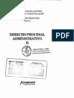 Derecho Procesal Administrativo - Vélez Funes - Tomo II