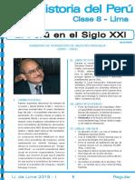 El Peru en El Sigo Xxi