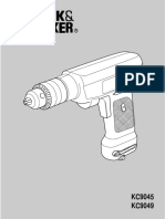 Cordless Drills User Manual - KC9045-KC9049_uk