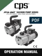 Cps Vp8d - Manual