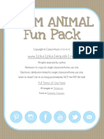 Farm Animal Fun Pack