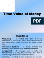 Time value of money ppt