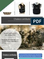 chaleco antibalas