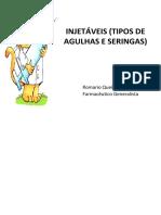Injetáveis (Tipos de Agulhas e Seringas) (2)