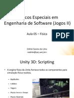 Engenharia de Softwares de Jogos - Yumit 3D