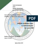articulo academico Implementación  de un nuevo CNB Guatemala .docx