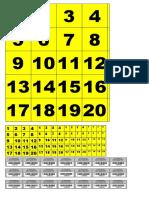 a3 Nomor (Vinil Doff)