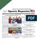 August 28 - September 3, 2019  Sports Reporter