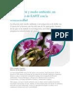 Investigación Del Medio Ambiente