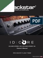Blackstar IDCORE 100 & 150