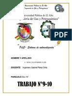 PLC Sistemas de Automatizació