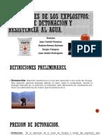 Propiedades de Los Explosivos (2)