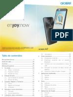 Alcatel A7 Manual de Usuario