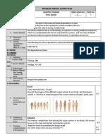 Science 10 7Es Lesson Plan Quarter 3 Week 3    Topic