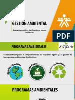 Campaña Buena Disposicion de Residuos en Puntos Ecologicos