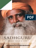 Sadhguru More Than a Life Arundhati Subramaniam Penguin.pdf