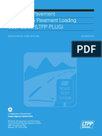 2013 Long Term Pavement - FHWA