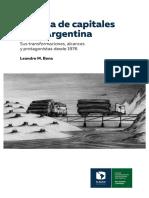 La Fuga de Capitales en Argentina_sus transformaciones, alcances y protagonistas desde 1976_por Leandro Bona