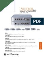 Cube Series PD3V300-Spanish