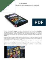 Galaxy Tab Review