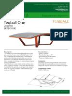1179 Ca1 Teqball-One