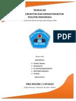 Makalah Suprastruktur Dan Infrastruktur Politik Indonesia
