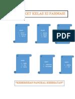 struktur kelas farmasi