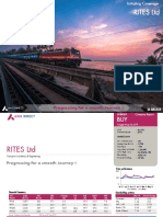 RITES - Initiating Coverage - Axis Direct - 24062019 - 3