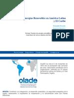 PERU OLADE Energias Renovables