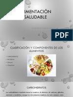 Sensibilización Para Alimentación Saludable