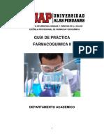 Guia de Practicas 2019 de Farmacoquimica II Fb