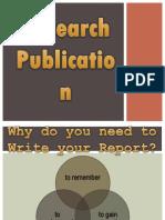 Publication Process