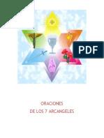 Oraciones de Los 7 Arcangeles