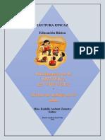 Lopez Serrejon, Jose - Lectura en Voz Alta- Texto y Estrategias Lectoras 2019