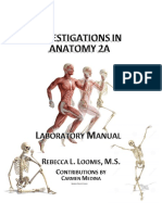Anatomy 2A Lab Manual 2016-2017