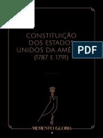 Memento_Gloria_Constituição_dos_EUA_e_Carta_de_Direitos