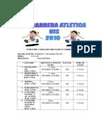 Carrera Atletic a 010