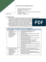 Tugas 1.1. Praktik RPP PPKn SMA/SMK