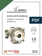 Ih226 - User Manual