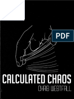 Chris Westfall - Calculated Chaos