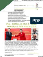 Acordo Com China 2015 - PML