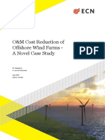 Wind Farm Novel O and M Cost Reduction