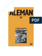 Varios - Curso de Aleman - Unidad 37