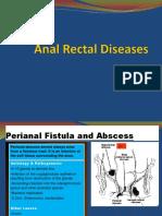 Anal Rectal Diseases