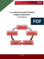 academic programme