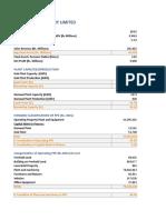 CFR HUBCO Calculations
