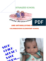 Contextualized School Child Protection and Anti-bullying Policy