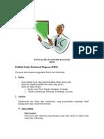 Perancangan Sistem Terinci Database