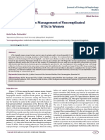 Alternative Management of Uncomplicated UTIs In Women