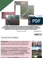 Diseño Pavimentos Con Estabilizacion Quimica